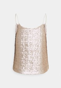 Nly by Nelly - DRAPED - Top - champagne - 1