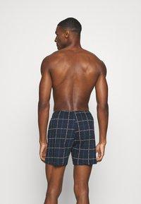 Schiesser - 2 PACK  - Boxer shorts - dark blue - 1