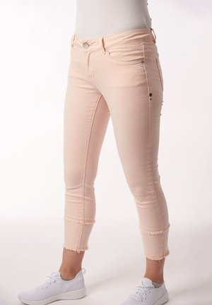 ITALY STRETCH - Jeans Skinny Fit - apricot