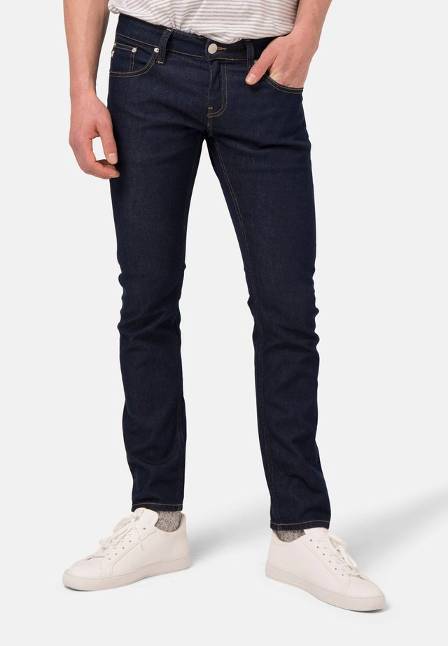 LASSEN - Slim fit jeans - strong blue