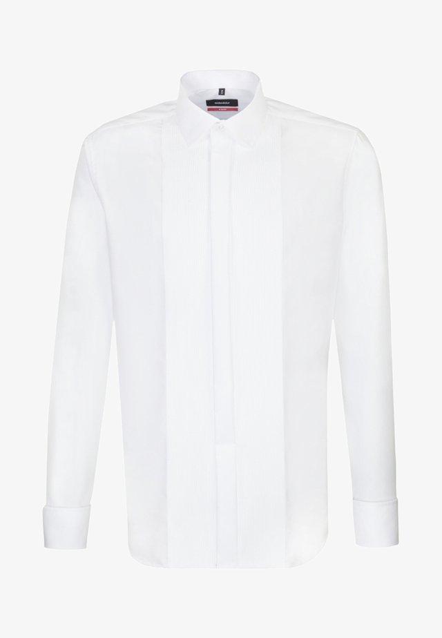 REGULAR FIT - Koszula - white