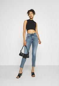 Diesel - BABHILA - Jeans Skinny Fit - denim blue - 1