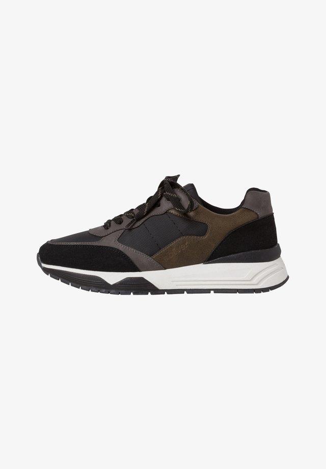 SNEAKER - Sneakersy niskie - dk grey comb