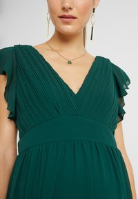 TFNC Maternity - EXCLUSIVE LYON MAXI DRESS - Occasion wear - jade green - 6