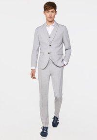 WE Fashion - DALI - Marynarka garniturowa - light grey - 1