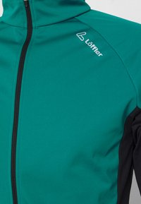 LÖFFLER - BIKE JACKE ALPHA LIGHT - Trainingsjacke - lagoon - 2