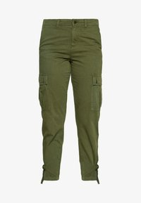 ONLELISE PANT - Trousers - kalamata