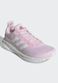 adidas Performance - SOLARGLIDE LAUFSCHUH - Scarpe running neutre - pink - 1