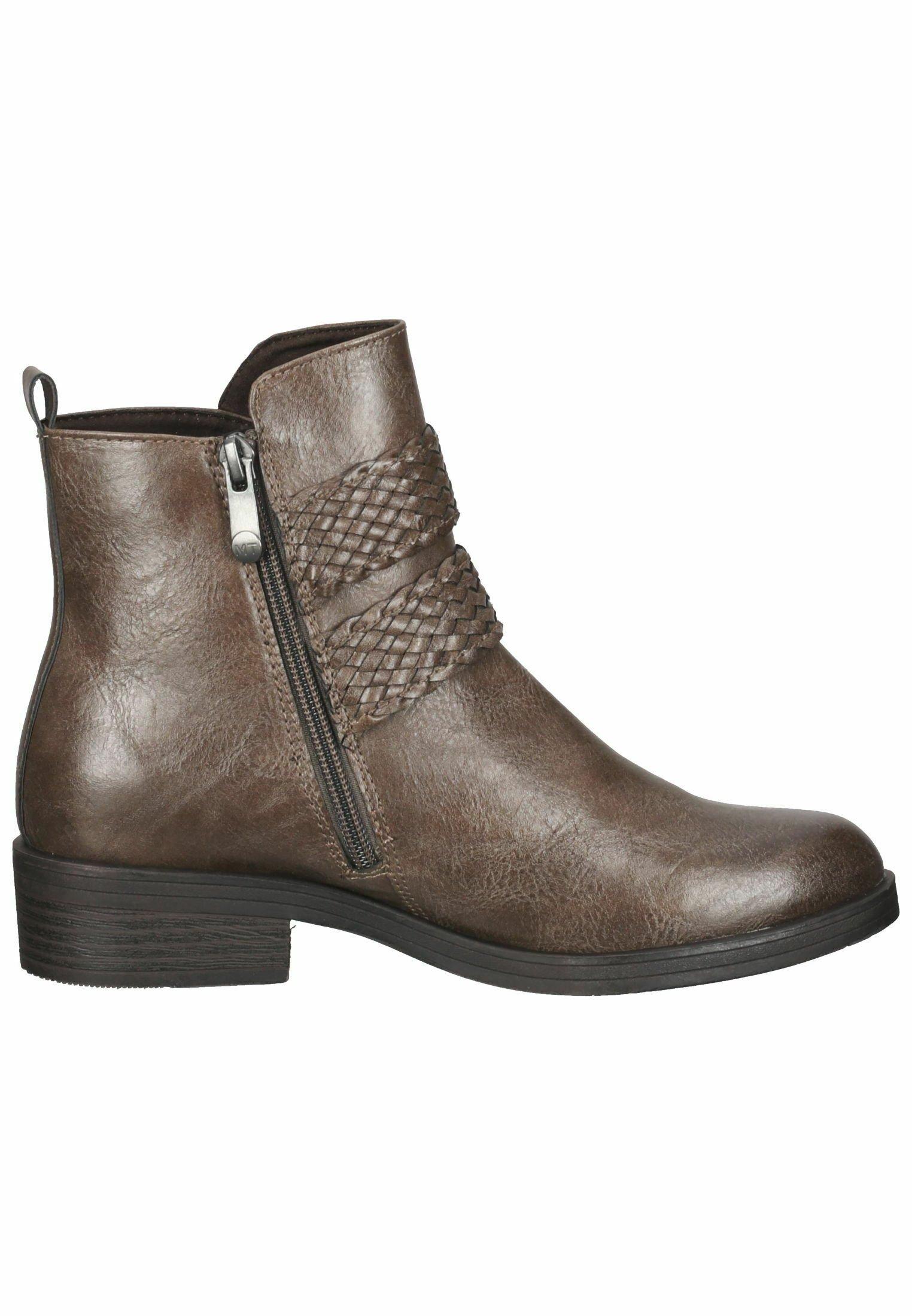 Damen Ankle Boot - mud antic