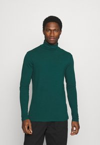 Pier One - Long sleeved top - green - 0