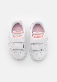 Lacoste - MASTERS CUP UNISEX - Trainers - white/light pink - 3