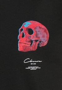 CLOSURE London - CALVA TEE - Print T-shirt - black - 2