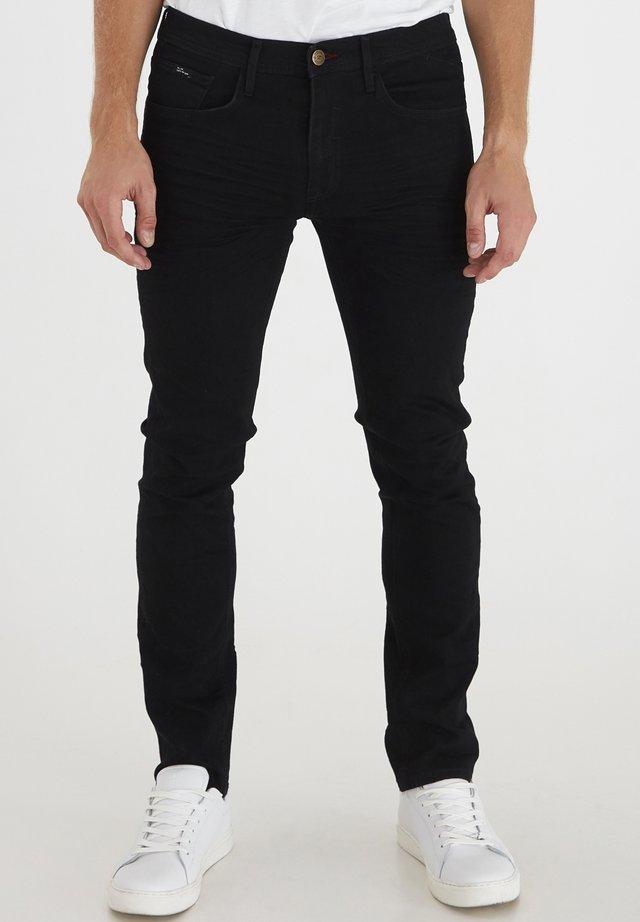 TWISTER FIT - Slim fit jeans - denim raw black