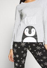 Anna Field - SET - Pyjama - black - 3