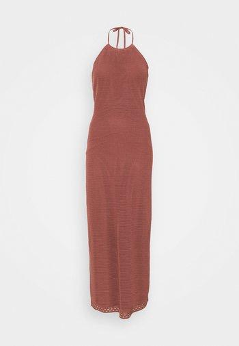 BEACH DRESS - Maxi dress - red