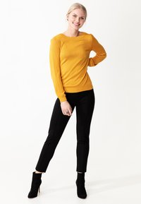 Indiska - Jumper - orange - 0