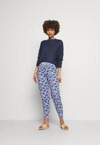 Marks & Spencer London - Pyjama bottoms - blue mix - 1
