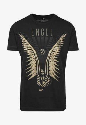 RAMMSTEIN FLÜGEL TEE - Print T-shirt - black