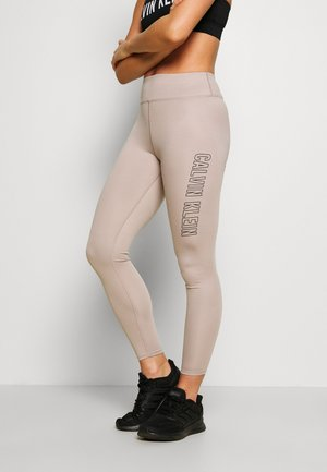 FULL LENGTH - Leggings - beige