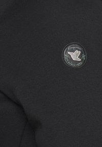 Ragwear Plus - NESKA ZIP PLUS - Sweatjakke - black - 2