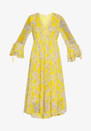 CAMPANILE - Day dress - yellow