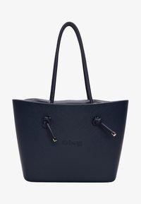 O Bag - Tote bag - blu navy - 0