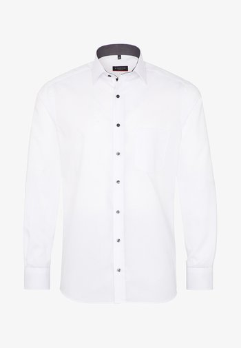 FITTED WAIST - Shirt - weiß