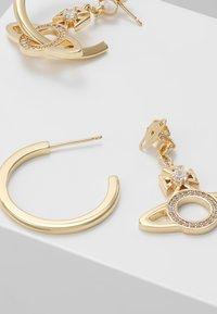 Vivienne Westwood - MIRANDA EARRINGS - Earrings - white - 2