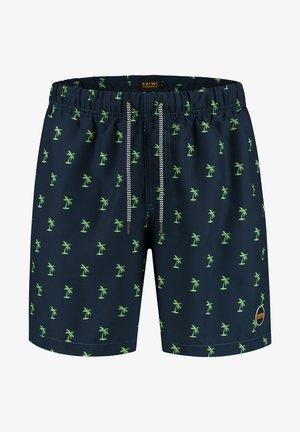 PALMTREE - Swimming shorts - dark navy