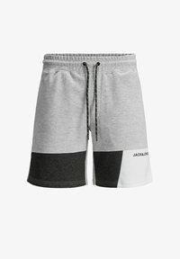 Jack & Jones - Shorts - light grey melange - 5