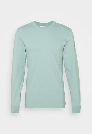 CADES COVELS GRAPHIC TEE - Longsleeve - aqua tone