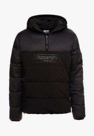 PADDED OVERHEAD - Zimní bunda - black
