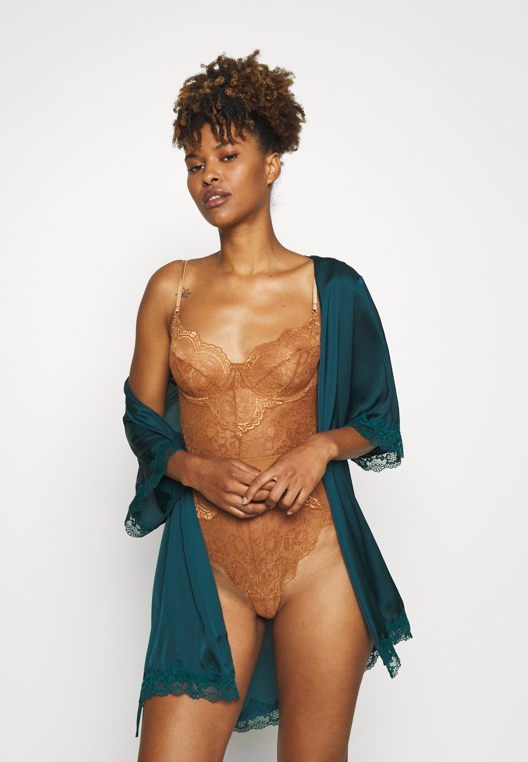 Femme BIRTHDAY SUIT HOLD ME TIGHT - Body