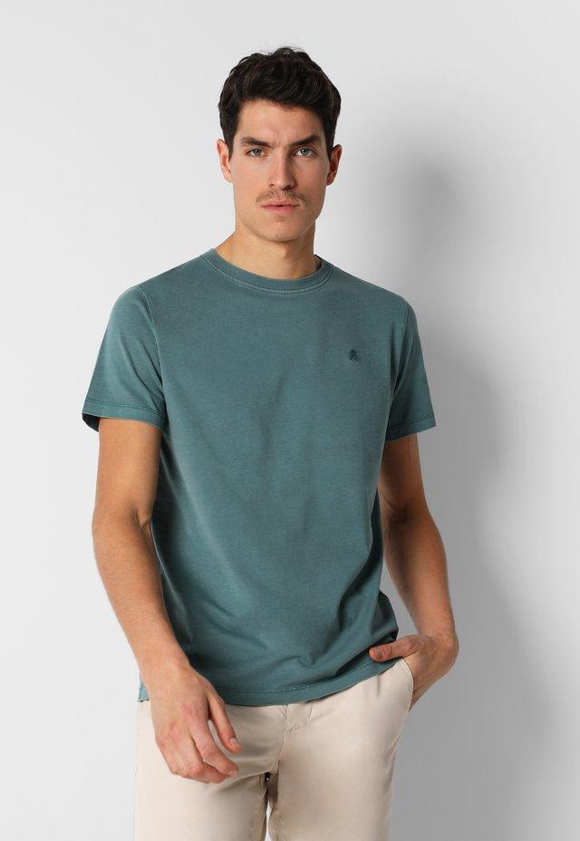 SKULL  - Basic T-shirt - duck