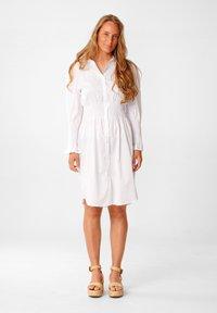 Noella - DANIELLE - Shirt dress - white - 1