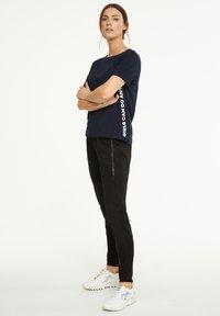 comma casual identity - Sweatshirt - marine - 1