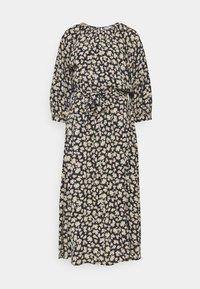 Object Tall - OBJANMIRA - Sukienka letnia - sky captain/flowers - 4