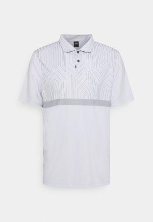 HALF LEADER - Polo shirt - lunar rock