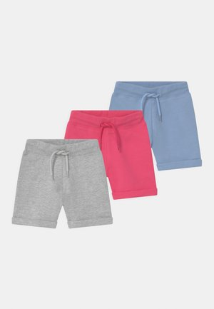 3 PACK - Shorts - multi-coloured