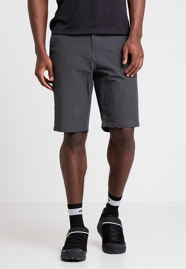 VENTURE - Pantalón corto de deporte - charcoal