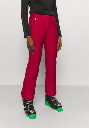 WOMAN  - Zimní kalhoty - magenta