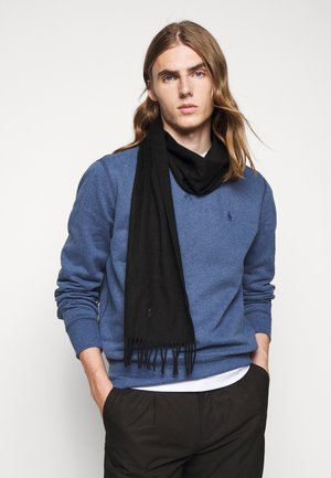 SCARF - Huivi - polo black