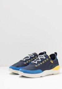 Lacoste - SUBRA IMPACT - Sneakersy niskie - navy/blue - 2