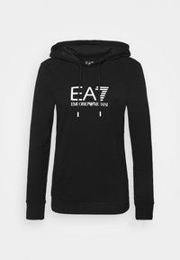 EA7 Emporio Armani - Sweatshirt - black/white - 3