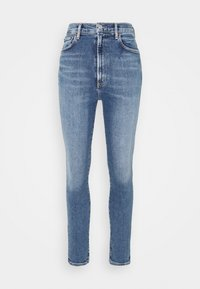 Agolde - Jeans Skinny Fit - amped light indigo - 4
