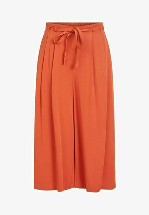 Spodnie materiałowe - burnt ochre