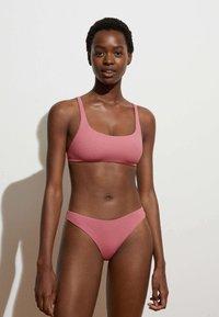 OYSHO - Bikini top - pink - 0