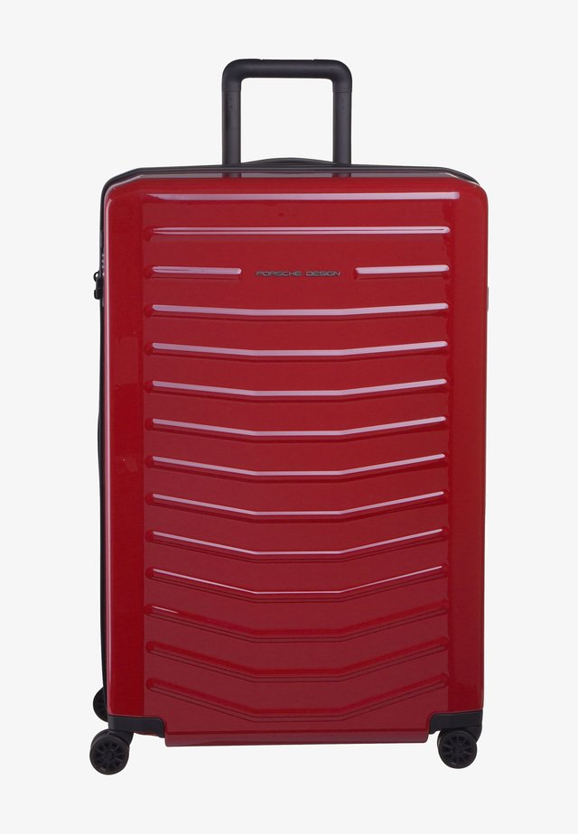 ROADSTER  - Wheeled suitcase - red
