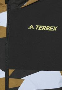 adidas Performance - TERREX MULTI  - Hardshell-jakke - wild moss - 2