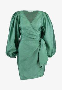 Samsøe Samsøe - MAGNOLIA SHORT DRESS - Cocktail dress / Party dress - green - 5